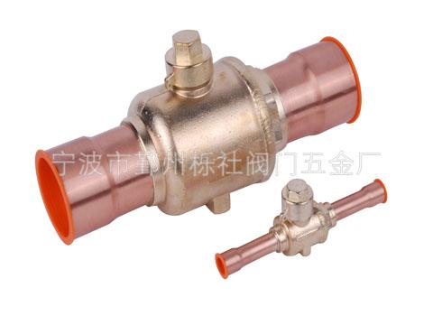 焊接低温高压球阀BV型号